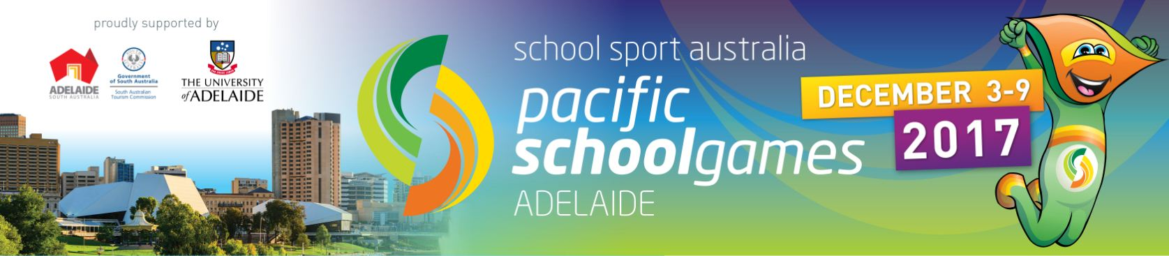 Pacific School Games - Family Supporter Pass 2017